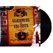Lp Gilberto Gil & Gal Costa Live In London 71