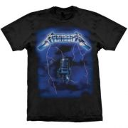Camiseta Metallica Ride The Lightning