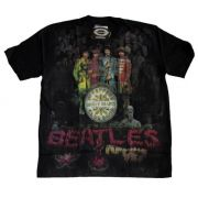 Camiseta Premium The Beatles Sgt. Peppers