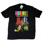 Camiseta Red Hot Chili Peppers Poster