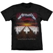 Camiseta Metallica Master Of Puppets