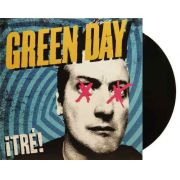 Lp Vinil Green Day Tré!