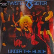 Lp Vinil Twisted Sister Under The Blade