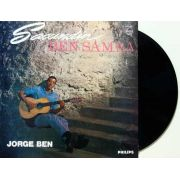 Lp Vinil Jorge Ben Sacundin Ben Samba