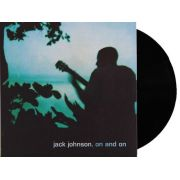 Lp Vinil Jack Johnson On And On