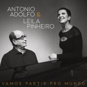 Cd Antonio Adolfo e Leila Pinhero Vamos Partir Pro Mundo