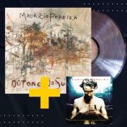 Kit Lp Mauricio Pereira Outono no Sudeste + CD Mergulhar na Surpresa