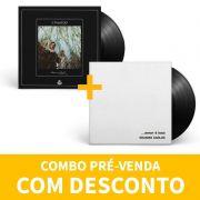 Kit Lp Vinil Erasmo Carlos 1968 +  Amar É Isso