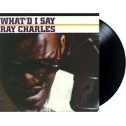 Lp Vinil Ray Charles What'd I Say NÃO LACRADO