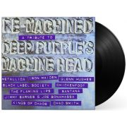 Lp Vinil A Tribute To Deep Purple Machine Head