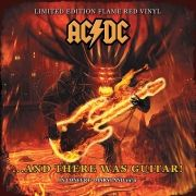 Lp Vinil ACDC And There Was Guitar!  CAPA ESTRAGADA