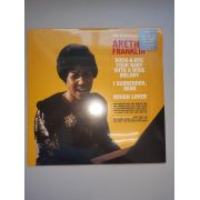 Lp Vinil Aretha Franklin The Electrifying Aretha Franklin CAPA COM PEQUENO AMASSADO