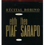 Lp Vinil Edith Piaf Et Théo Sarapo Bobino 1963