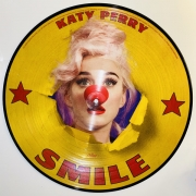 Lp Vinil Katy Perry Smile PICTURE