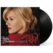 Lp Vinil Kelly Clarkson Wrapped In Red