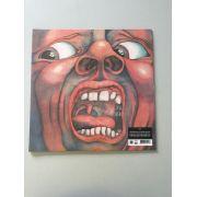 Lp Vinil King Crimson In The Court CAPA AMASSADA