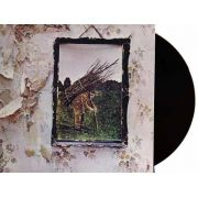 Lp Vinil Led Zeppelin IV CAPA COM LEVE RASGADO