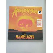 Lp Vinil Major Lazer Apocalypse Soon CAPA AMASSADA