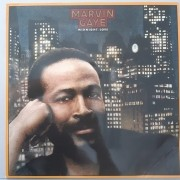 Lp Vinil Marvin Gaye Midnight Love CAPA COM LEVE AMASSADO