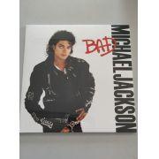 Lp Vinil Michael Jackson Bad CAPA AMASSADA