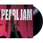 Lp Vinil Pearl Jam Ten CAPA ESTRAGADA