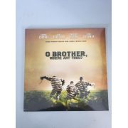 Lp Vinil Trilha Sonora O Brother, Where Art Thou? CAPA AMASSADA