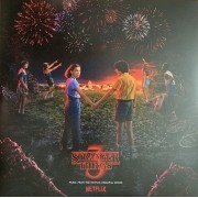 Lp Vinil Trilha Sonora Stranger Things Temporada 3
