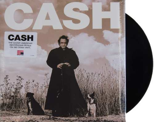 Lp Vinil Johnny Cash American I