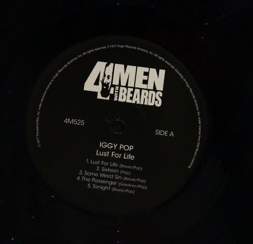 Lp Vinil Iggy Pop Lust For Life