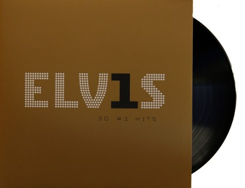 Lp Elvis Presley 30 #1 Hits