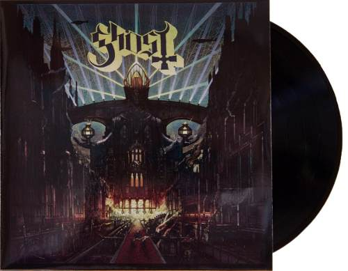 Lp Vinil Ghost Meliora