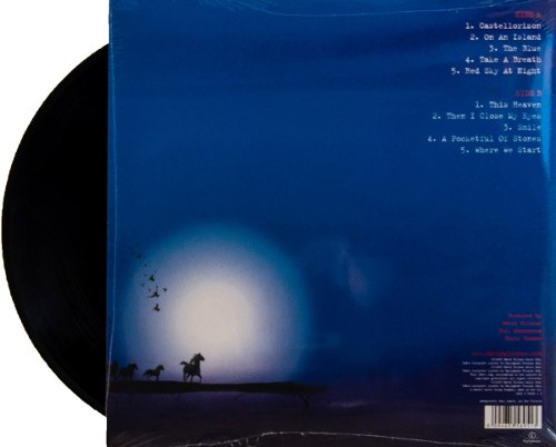 Lp Vinil David Gilmour On An Island
