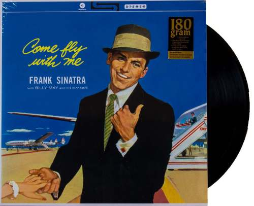 Lp Vinil Frank Sinatra Come Fly With Me