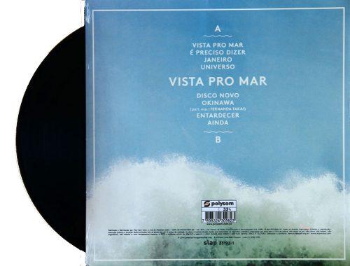 Lp Vinil Silva Vista Pro Mar