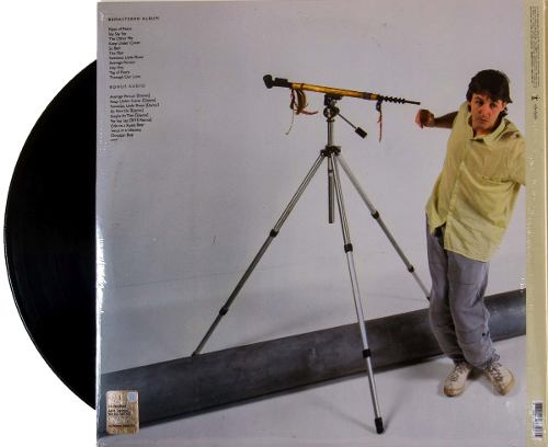 Lp Vinil Paul McCartney Pipes Of Peace