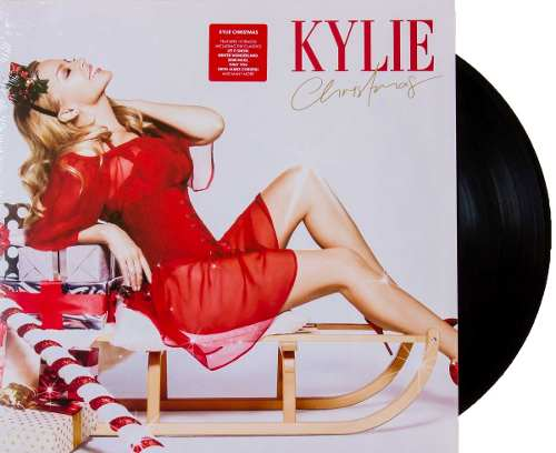 Lp Vinil Kylie Minogue Kylie Christmas