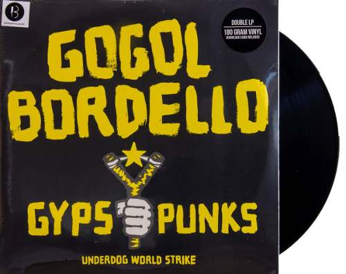 Lp Vinil Gogol Bordello Gypsy Punks