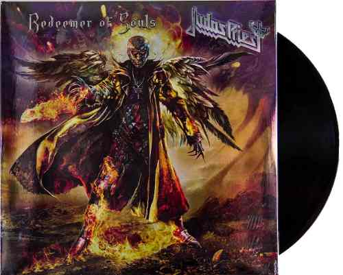 Lp Vinil Judas Priest Redeemer Of Souls