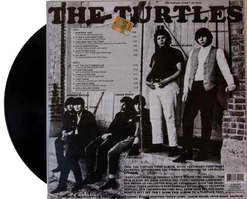 Lp The Turtles It Aint Me Babe