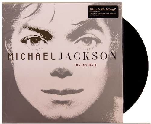 Lp Michael Jackson Invincible