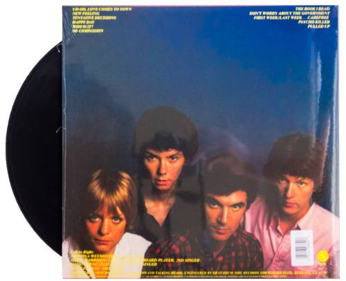 Lp Talking Heads 77