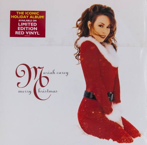Lp Vinil Mariah Carrey Merry Christmas