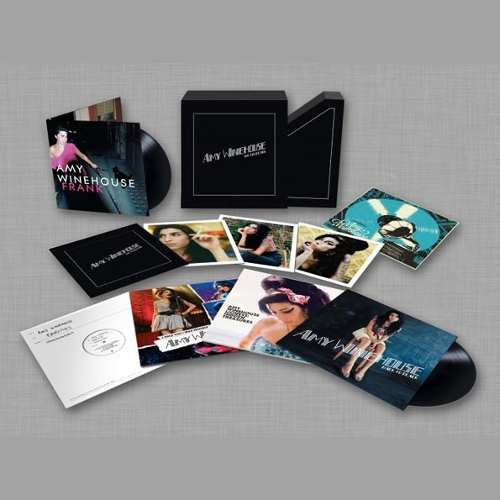 Lp Vinil Box Set Amy Winehouse The Collection