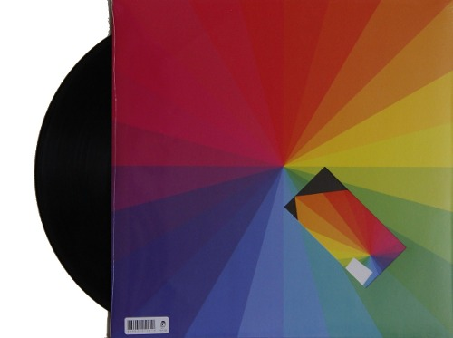 Lp Vinil Jamie XX In Colour