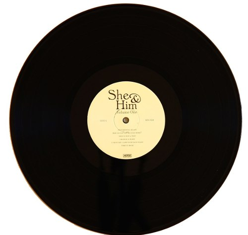 Lp Vinil She & Him Volume One 1