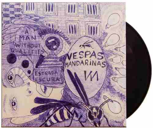 Lp Vinil Compacto Vespas Mandarinas A Man Without Qualities