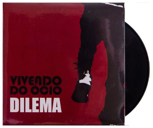 Lp Vinil Compacto Vivendo Do Ocio Dilema