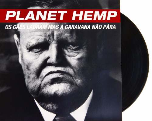 Lp Vinil Planet Hemp Os Cães Ladram