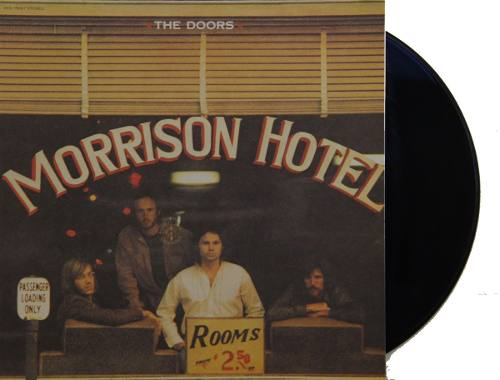 Lp The Doors Morrison Hotel