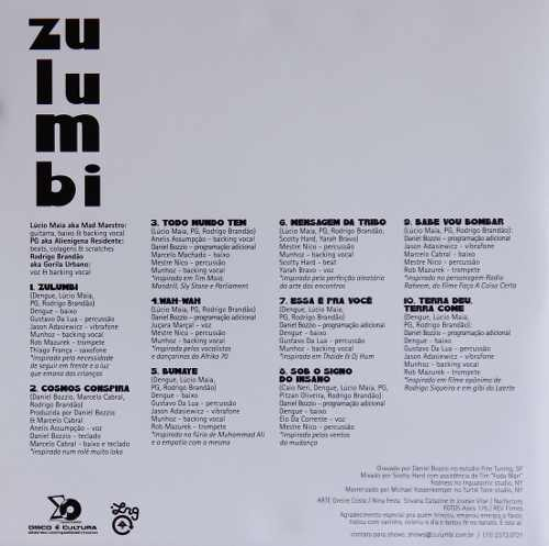 Lp Vinil Zulumbi